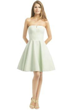 Halston Heritage Minty Fresh Dress