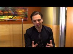 Sebastian Stan Team Cap Twitter Videos - YouTube