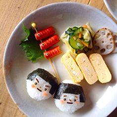 Japanese Children's Day Lunch