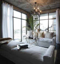 It's Cottage Chique!  #cottagedecor #livingroom #itscottagechique