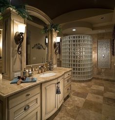 Old World Tuscan Bathrooms Com Old World Tuscan