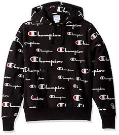 Find Champion LIFE Men's Reverse Weave Pullover Hoodie All-Over Print online. Shop the latest collection of Champion LIFE Men's Reverse Weave Pullover Hoodie All-Over Print from the popular stores - all in one Champion Gear, Mens Champion Hoodie, Champion Shoes, Champion Jacket, Best Hoodies For Men, Online Shopping, Pullover Hoodie, Comfy Hoodies, Black Hoodie
