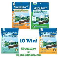 Win Natural Balance Dental Chews