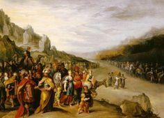 The Cove Community: Sunday's Sermon – On the Banks of the Jordan