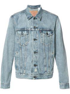 LEVI'S classic denim jacket. #levis #cloth #jacket