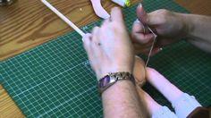 Muñeca completa 4ª parte: Ensamblar piezas