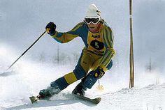 Inimitable style – Ingemar Stenmark, Aspen, Slalom World Cup 1976