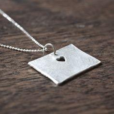 Colorado necklace.. LOVE