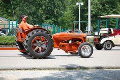 Weekend Freedom Machines: Lagt/Vtd Tractor Extravaganza June 8 -10,2012,Evansville, Ind