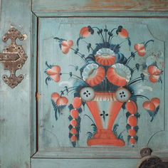 18th Century Swedish Door 6
