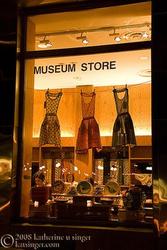 Hanging Aprons by photo.klick, via Flickr