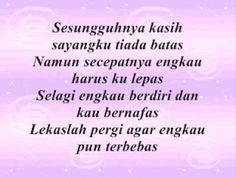 Cinta Terlarang - Kangen Band (lyric) - YouTube