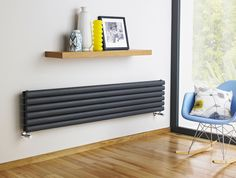 Radiators are available in many styles, making it challenging to choose the right one. Our guide will help you choose the best radiators for your home Bedroom Radiators, Best Radiators, Horizontal Radiators, Column Radiators, Kitchen Radiator, Living Room Designs, Living Room Decor, Dining Room, Contemporary Radiators