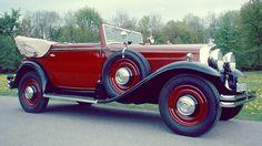 Horch 8, Typ 420 Sport-Cabriolet, 1931 > Horch > 1918-1932 > Audi Kuwait - Fouad Alghanim  Sons Automotive Co.