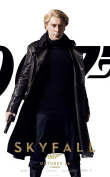 """?007 ???????? """"007 SKyfall"""" Movie Posters"""