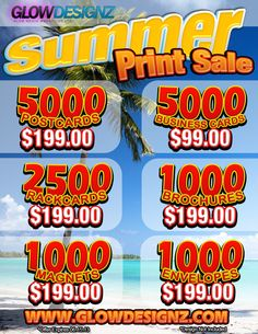 Check Out Our Summer Print Sale!!! Act Fast!!! Offer Expires June 15, 2013!