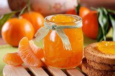 Have you tried tangerine jam? Ingredients: Tangerines - 1 kg Large orange - 1 pc. Sugar - 1 kg Water - 1 stack. Home Canning, Ketchup, Food Storage, Food Styling, Food And Drink, Cooking Recipes, Yummy Food, Healthy, Surplus