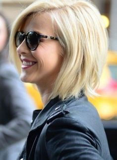 short bob haircuts for fine thin hair
