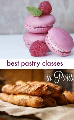 Take a pastry class in Paris and learn how to bake classic french pastries like Macarons or Croissants. Learn from professional french chefs in a cooking class in Paris how to bake authentic french desserts. Great baking and pastry courses, classes and wo Cooking Wild Rice, Cooking Wine, Cooking Corn, Cooking Pasta, Cooking Light, French Desserts, French Food, French Recipes, Eclairs