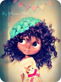 Delicious Bliss: Blythe Customization Tips & Tutorials