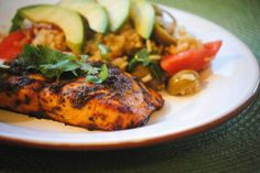 This recipe was originally posted over at New Latinawhere I contribute quick and healthy Latin inspired dishes twice a month. Thank you for your continued support, enjoy! Comments Closed  After a busy day we often turn to the drive thru for a quick dinner. There's no shame in it we have all fallen...Read More »