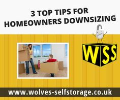 tips for home owners downsizing