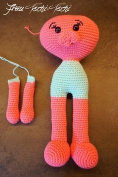 Poppy Trolls Häkeln Anleitung Kostenlos Crochet Pattern Free