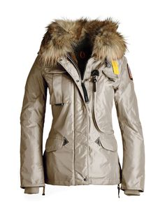 parajumpers Perfect białe
