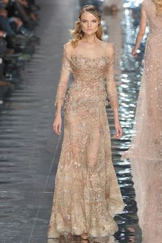 Spring 2010 Haute Couture  ELIE SAAB - everything he does is wonderful !