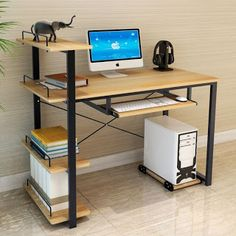 Cheap table foosball, Buy Quality desk magnifier directly from China table art Suppliers: Modern Fashion Simple Style Computer Desk Laptop Table Home Office Desk Study Writing Desktop Computer Standing Desk