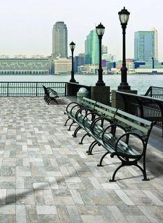 New York Soho Brick Look Porcelain Tile 4in X 8in 100086917