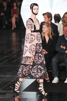 Alexander McQueen Spring-summer 2015 - Ready-to-Wear