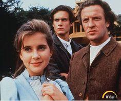 "Christy Huddleston, David Grantland, and Dr. Neil MacNeill from ""Christy"" <3"