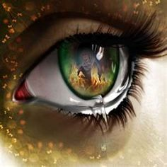 Eye Make-up & Tear drop