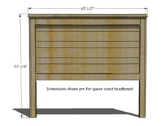 The experts at DIYNetwork.com show how to create a rustic, chic headboard in a few hours and for less than $100.