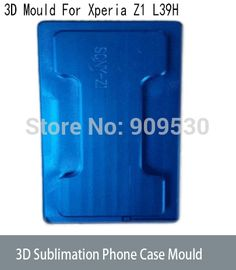 34.20$  Know more  - 3D Sublimation Phone Case Mould For Sony Xperia Z1 L39H