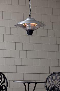 Stainless Steel Hanging Halogen Patio Heater