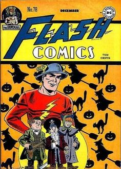 Dc Comic Books, Vintage Comic Books, Comic Book Covers, Comic Book Characters, Vintage Comics, Comic Art, Marvel Characters, Flash Comics, Dc Comics Art