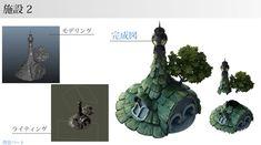 話題のスマホ向けソーシャルゲーム『リトルノア』そのアートワークの秘密に迫る | 特集 | CGWORLD.jp