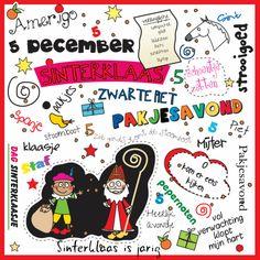 Sinterklaaskaart by Marjo Alberts www.kaartje2go.nl