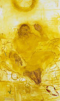 Jennifer Packer, Alexandria oil on canvas 2015