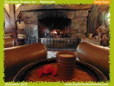 The Green Dragon Inn - Hobbiton - Matamata