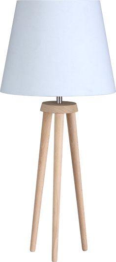 609,- Habitat Bordlampe som matcher stålampe
