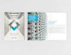ico Design - Volta Data Centres - Brand / Digital / Print / Environment / Film
