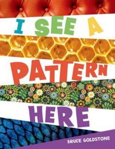 Patterns are fascinating! They can be so beautiful that people come from all over the world to see them, or so familiar you hardly notice them. They appear everywhere: beehives, dinner plates, even the bottoms of your shoes! With stunning photographs that show diverse examples from nature and artwork around the world, Bruce Goldstone reveals the secrets behind patterns--and gives you some fun ideas for making your own.