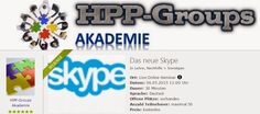 HPPG - DAS Projekt: Webinar - Arbeiten mit Skype