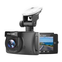 A GS60 dash cam grava vídeo em 1080P Super Clear HD (1920x1080). módulo de GPS integrado onde você pode visualizar a localização, velocidade ou rota do veículo no Google Maps no seu PC ou Mac via software player incluído, tela LCD 2,7\