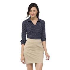 Women's Favorite Button Down Shirt - Merona