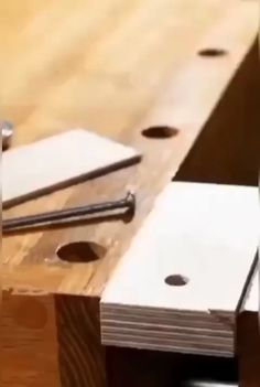 Unique Woodworking, Easy Woodworking Projects, Popular Woodworking, Woodworking Techniques, Woodworking Shop, Woodworking Plans, Woodworking Beginner, Easy Projects, Diy Furniture Plans Wood Projects