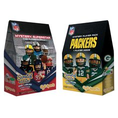 NFL Green Bay Packers Oyo Player Bundle Pack